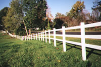 HorseRail Fence