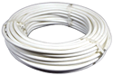 GU100W - WHITE Underground Wire-Double Wall