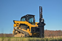 PD80SS - Manual Driver 80 w/Skid Steer Mtg Brkt