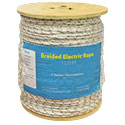 "RB4 - ⅓"" Braided Electric Rope"