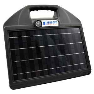 Kencove 12-Volt Solar Energizer