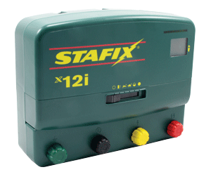 Stafix X12i Unigizer with remote