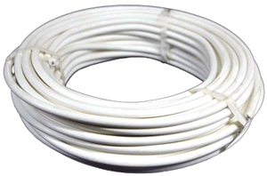 WHITE Underground Wire-Double Wall