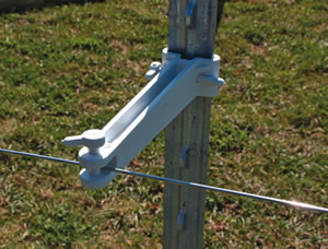 T-Post Offset Insulator