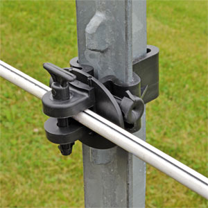 2-Pin T-Post Insulator