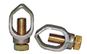 Ground Rod Clamp -Brass