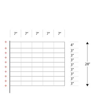 Electric Netting 10⁄28⁄7