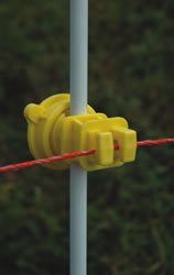 Screw-Tight Rod Post Insulator