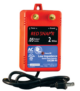 Red Snap'r EAC2M-RS