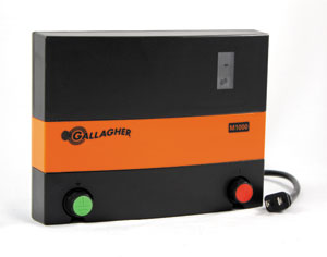 Gallagher M1000 Energizer