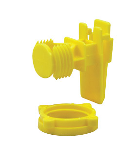 Fi-Shock Round Post Tape Insulator