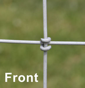 Woven Wire Fence 19/72/2 Class 3