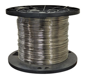 Stainless-Steel Wire, 13 Gauge
