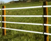 Electric Tape Fence