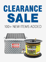 October Clearance Sale