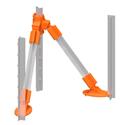 HLJTCK - LockJawz T-Post Corner Kit