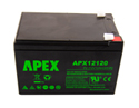MB12V12AHF2 - 12-Volt Replacement Battery