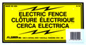 U-A-12T - Fi-Shock Electric Fence Warning Signs