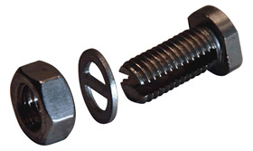 Split Bolt Line Tap -Stainless