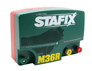 Stafix M36R Energizer with Remote