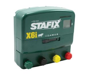 Stafix X6i Unigizer with remote