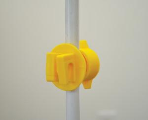 Rod Post Claw Insulator