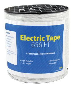 "1.57"" Electric  Tape Fence"