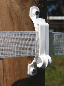 Wood Post Tape Insulator