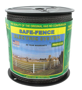 "Safe-Fence 1.5"" Electric Tape"