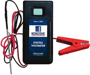 Digital Voltmeter -Kencove