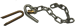 NZ Chain Gate Hook